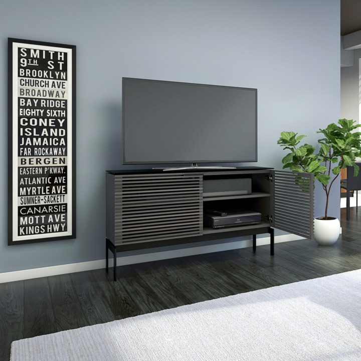 Media Furniture Cabinets: Modern TV Stands, Entertainment Centers, And Media