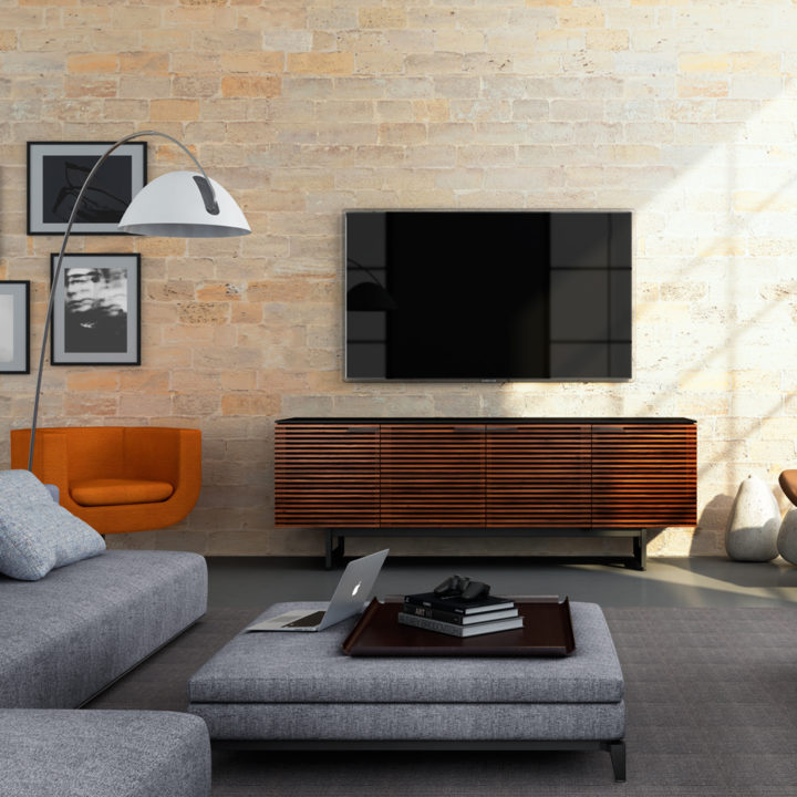 Modern TV Stands, Entertainment Centers, And Media
