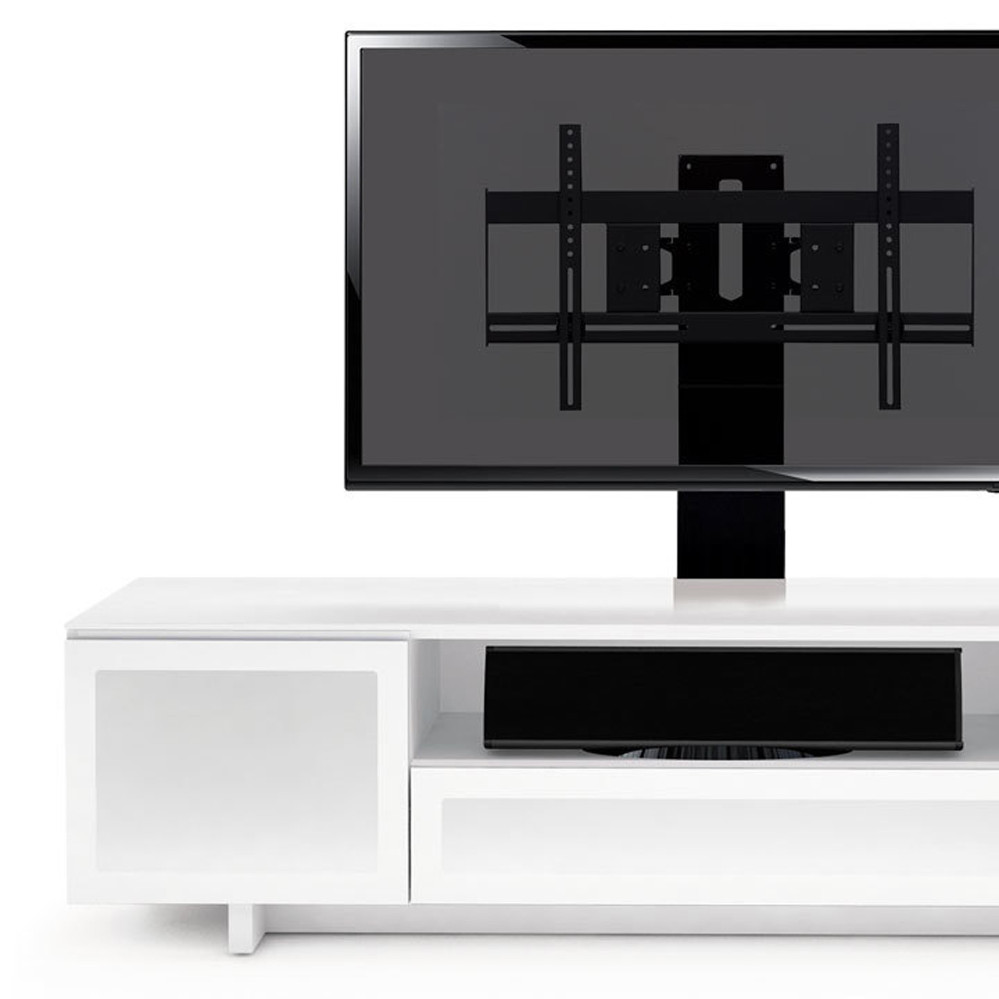 Mother Ideas: Entertainment Center With Tv Mount, 18 Chic and Modern ...
