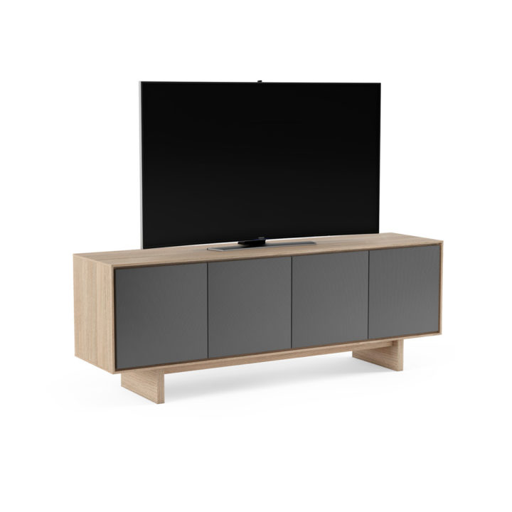 Octave 8379gfl Media Console Bdi Furniture