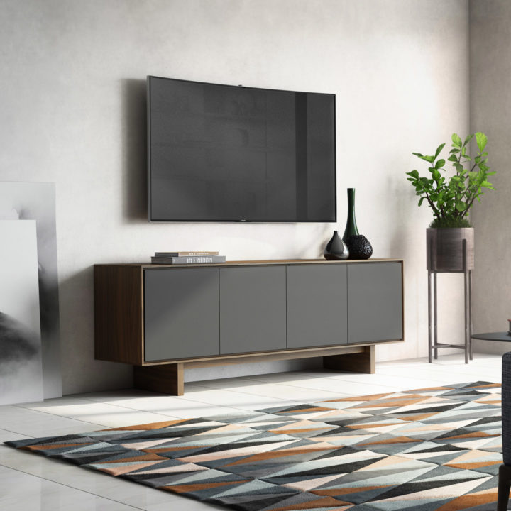 Modern Media Consoles, TV Stands, And Home Theater Cabinets | BDI Furniture