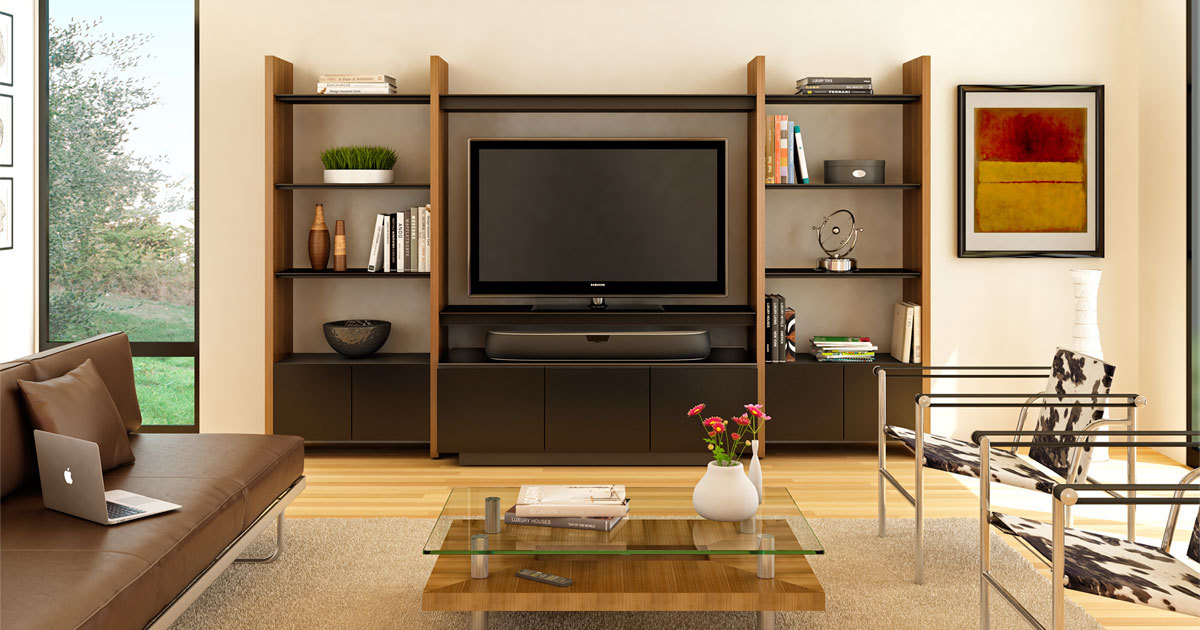 Semblance Modular Shelving Media And Office Systems