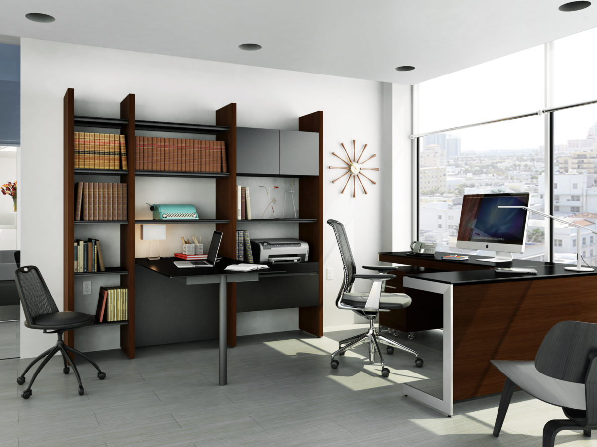 semblance office modular system desk. One System. Endless Possibilities. Semblance Office Modular System Desk I