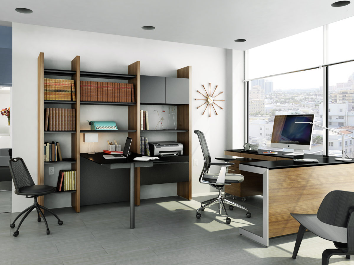 semblance office modular system desk. One System. Endless Possibilities. Semblance Office Modular System Desk