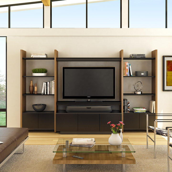 The Semblance Entertaining Collection flexible customizable system