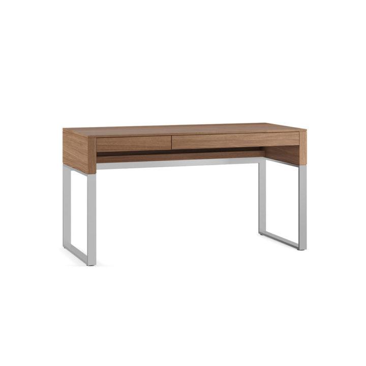 Cascadia desk 6201 bdi for Office desk features