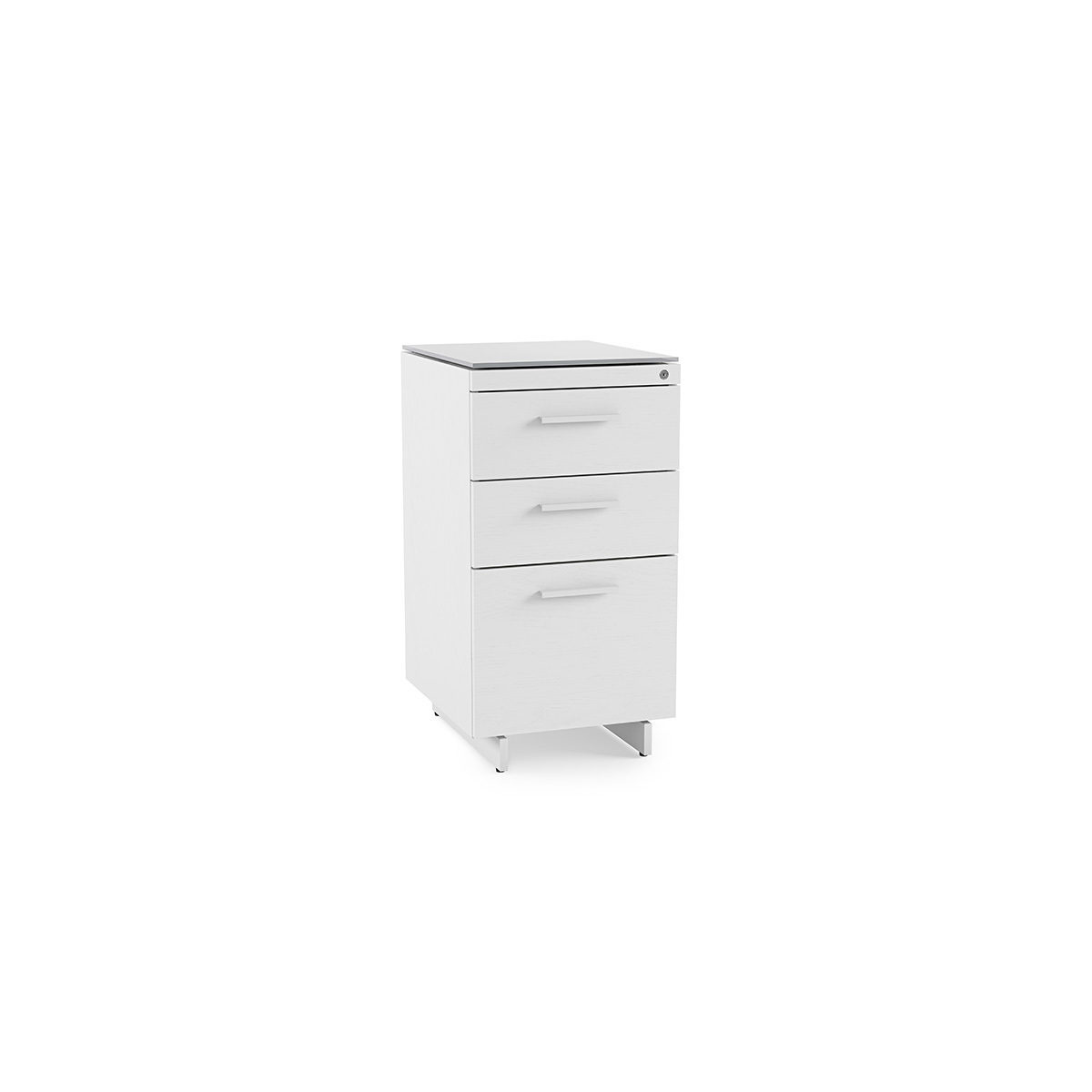 Centro 6402  sc 1 st  BDI Furniture & Centro 3-Drawer File Cabinet 6414 | BDI Furniture
