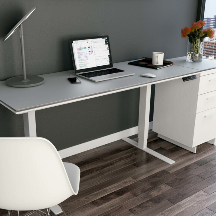 Lift Standing Desks And Sit Stand Desks Bdi Furniture