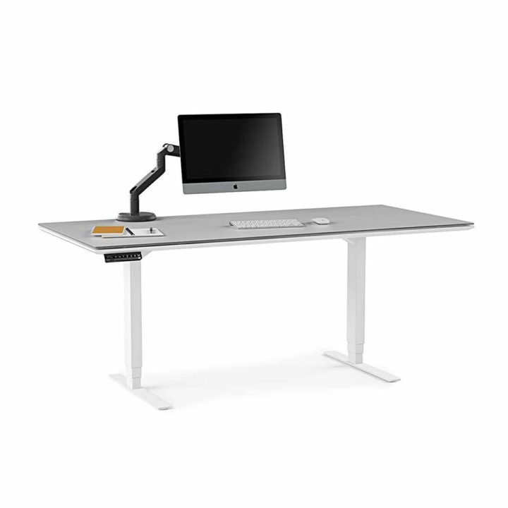 Centro Lift Standing Desk 66 Quot X30 Quot 6452 Bdi Furniture