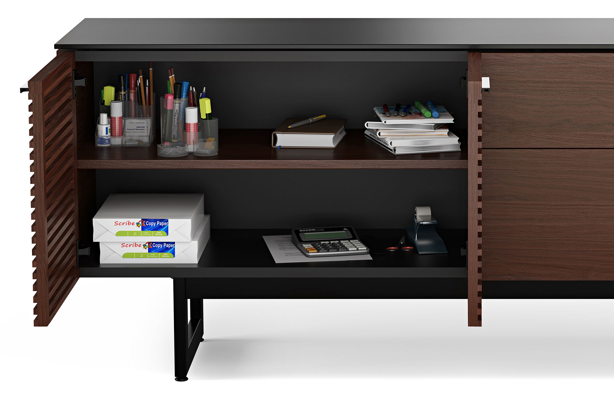 Incroyable Flexible Storage. Adjustable Shelving Provides Storage For Office ...