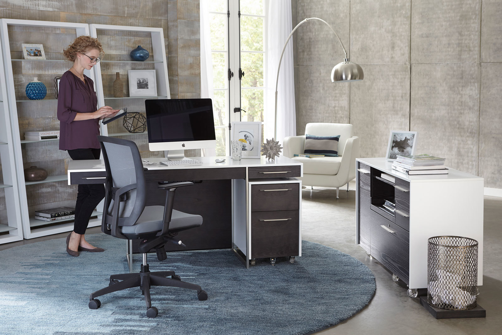 five tips for selecting the perfect office furniture  bdi - format office collection