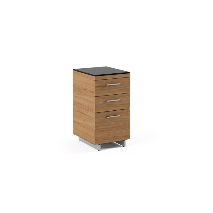 ... The Versatile Sequel 3 Drawer File Cabinet By BDI In Walnut Ample  Storage ...