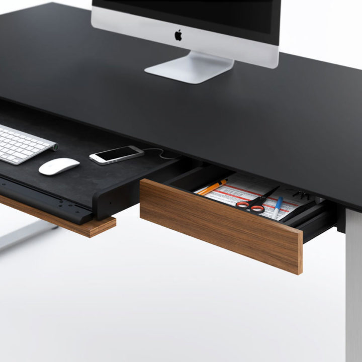 Sequel Executive Desk 6021 Bdi
