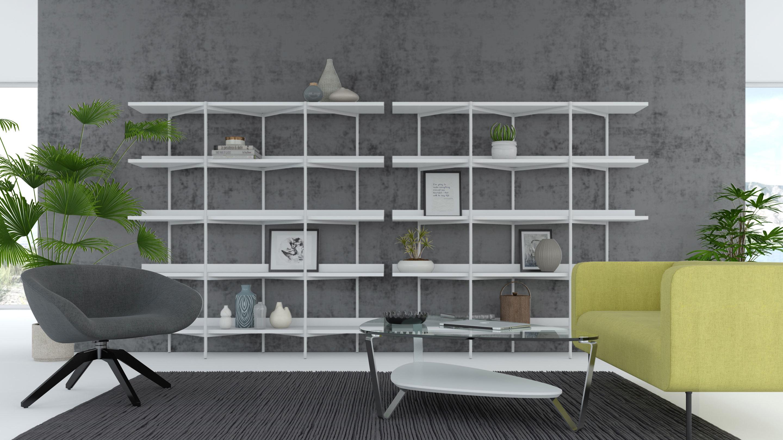 black indoor furniture lifestyle bar product bdi verra cart cupboard mobile