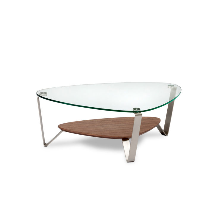 ... The Versatile Dino Small Coffee Table In Walnut By BDI ...