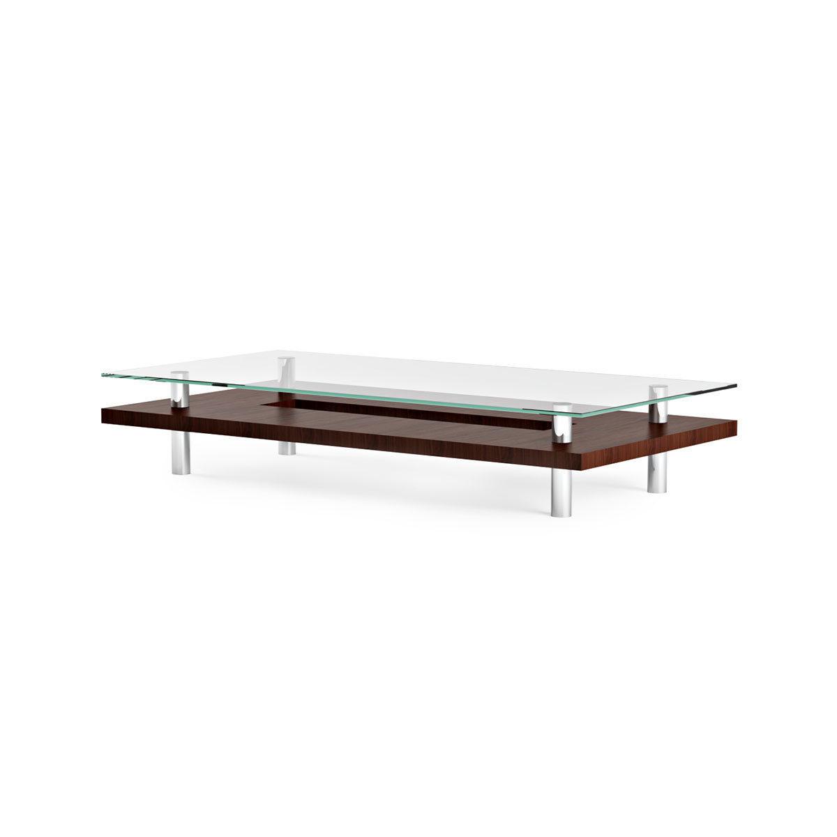 Hokkaido rectangular coffee table 2301 bdi geotapseo Choice Image