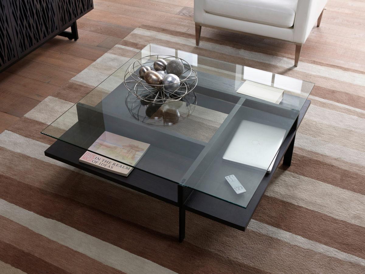 terrace square coffee table 1150 bdi
