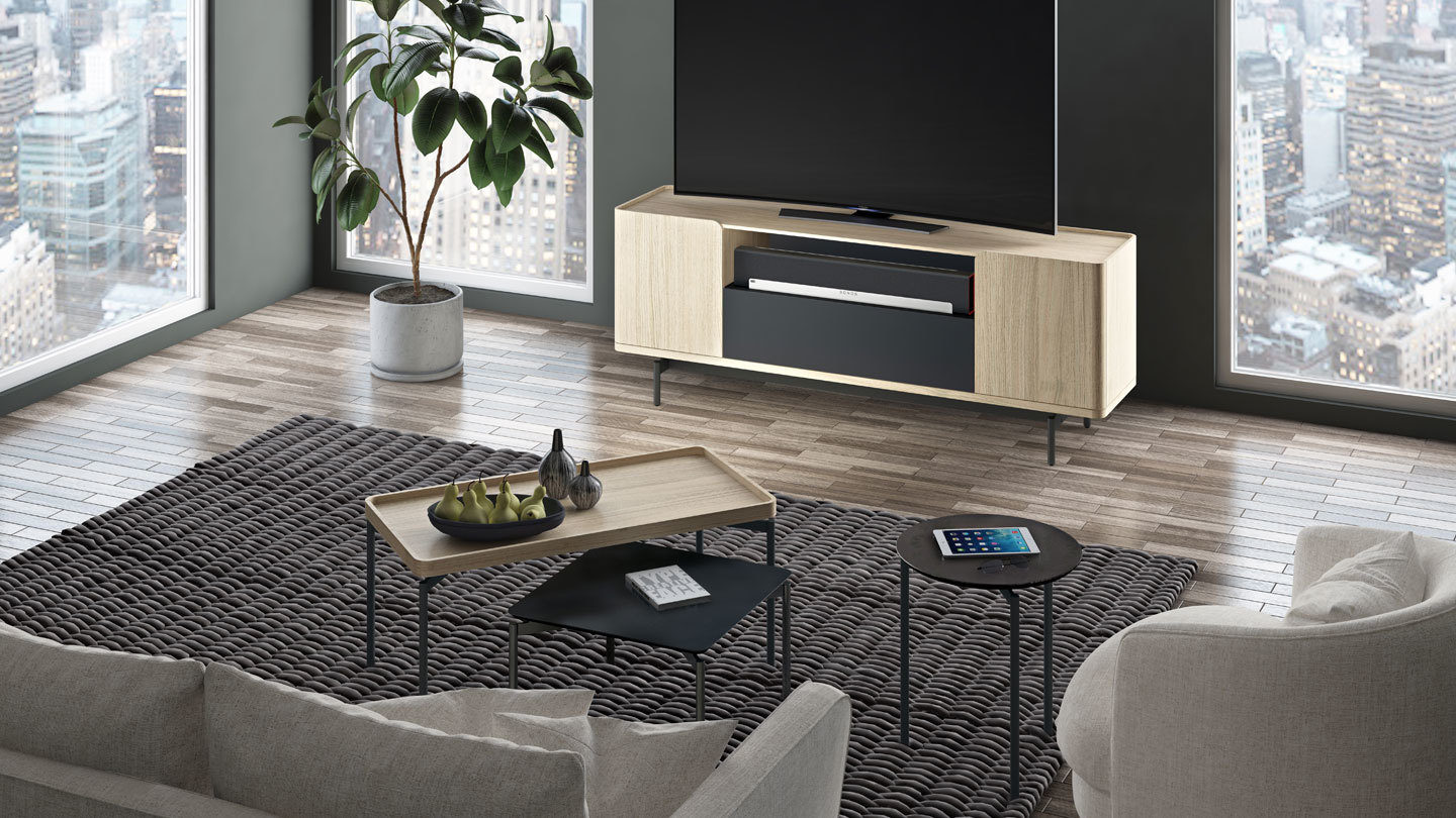 Radius Tables + Console Collection