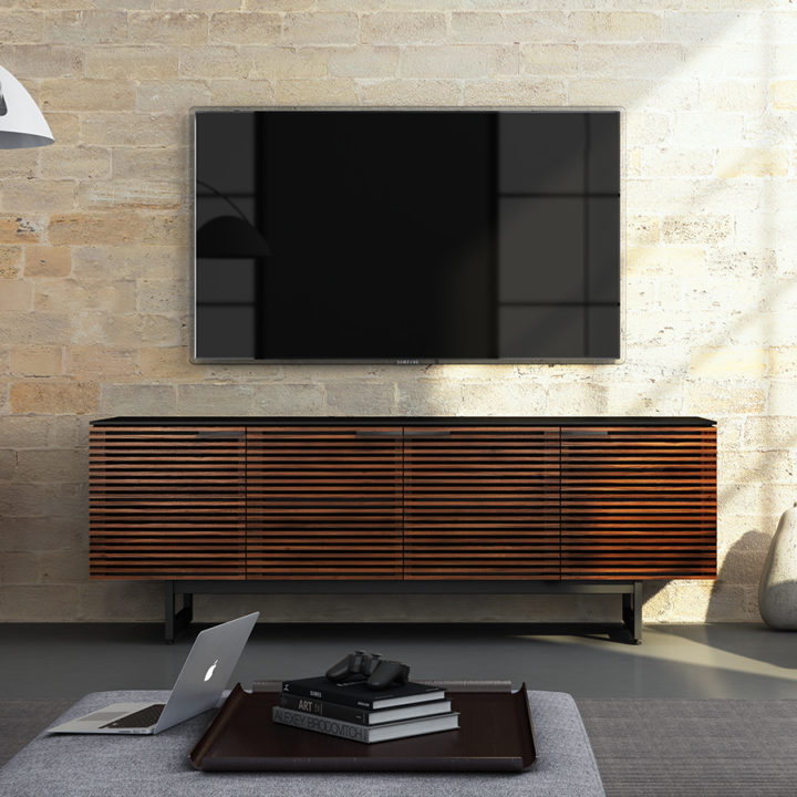 Superior The Elegant Corridor Collection Featuring Corridor Media Console Tv Cabinet  With Ample Storage