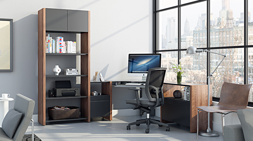 semblance office modular system desk. Semblance Office Modular System Desk E