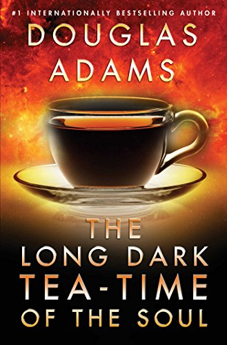 douglas adams tea essay Three book set, includes the salmon of doubt, dirk gently's holistic detective agency, and the long dark tea-time of the soul has 20 ratings and 1 review.