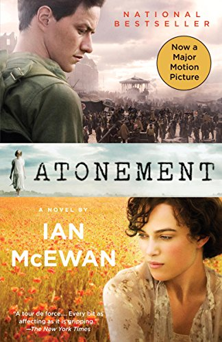 review on the novel atonement For many, atonement is mcewan's best novel the reviews were positive, with some grumbling about the ending atonement contains three parts—the first set in1935, the second two in 1940—followed by an epilogue occurring in 1999.