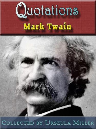 sosa mark twain notes essay
