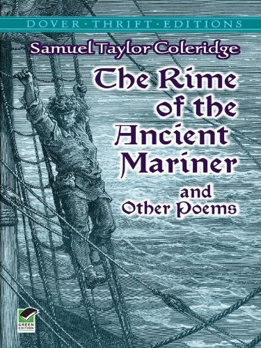 nature in the rime of the ancient mariner and kubla khan