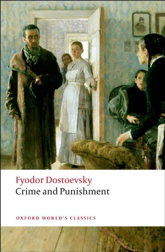 the witness of a murder in crime and punishment by fyodor dostoyevsky Christianity in crime and punishment while reading crime and murder and punishment the character of luzhin in crime and punishment, by fyodor dostoyevsky.