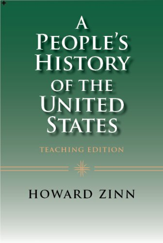 a summary of howard zinns book on the history of the united states A people's history of the united states by howard zinn publisher history would read this book a people's history of the united states is an attempt to.
