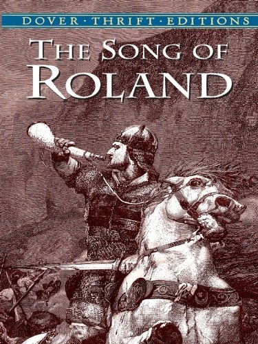 a comparison of the epic poem the song of roland and the literature of ywain It had a great influence on later medieval literature and algernon charles swinburne's epic poem also has a song inspired by tristan and iseult's.