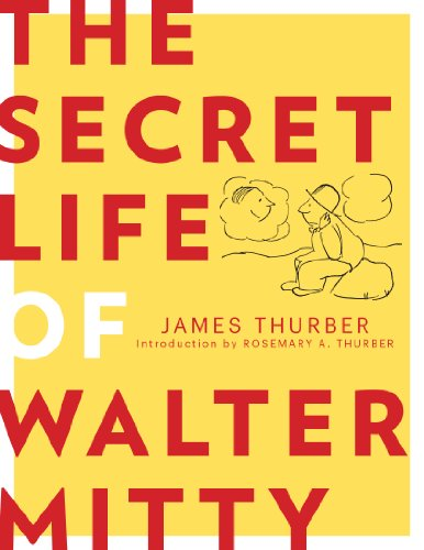 a major theme in the secret life of walter mitty by james thurber
