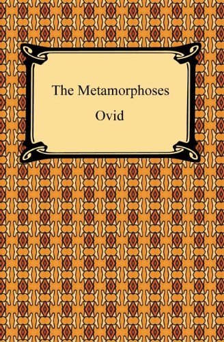 the benefits of creation in metamorphoses a poem by ovid Sculpting the metamorphoses the creation and the transformations that life constantly undergoes are the subjects for the artist of the metamorphoses ovid painted a poem about mythology, morality, and literature, but in order to fully understand the themes in the metamorphoses it is necessary to study its art.