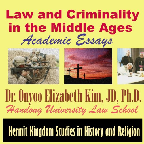 law in the middle ages In the middle ages - as in all societies - law was only one method of resolving disputes the formation of the english common law.