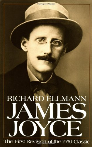 james joyce biography