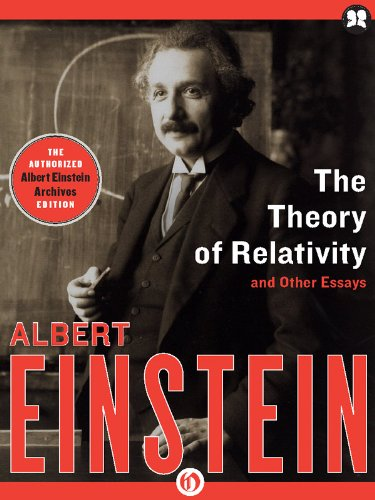 essay on albert einstein theory Essay on albert einstein's theory of special relativity 2008 words | 9 pages albert einstein's theory of special relativity the theory of special relativity, written by albert einstein in 1905, describes the laws of motion at velocities close to and at the speed of light.