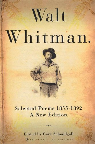 a description of walt whitmans life during the 1855