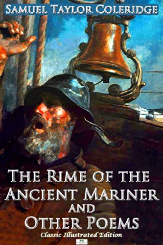 a contrast of sun and moon in rime of the ancient mariner by samuel taylor coleridge