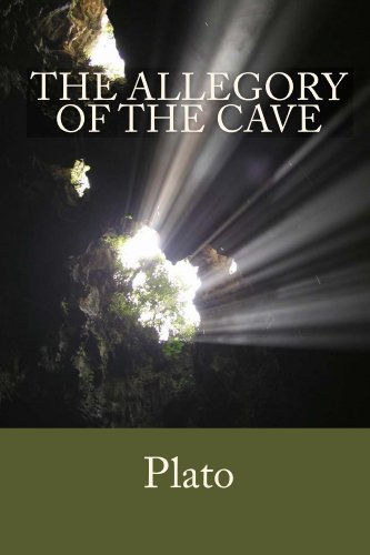 the hidden message in the allegory of the cave a book by plato