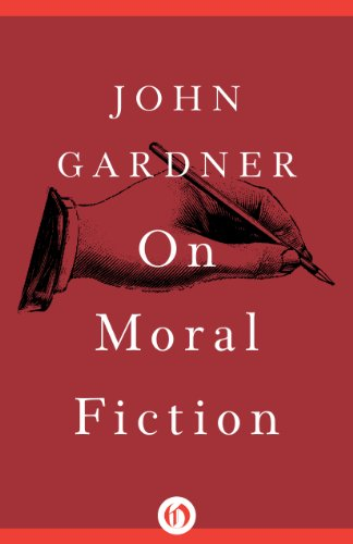 an analysis of john gardeners on moral fiction A special three-in-one edition of celebrated author john gardner's explorations of modern fiction: on becoming a novelist, on writers & writing, and on moral fictionin on becoming a novelist, john gardner advises the aspiring fiction author on such topics as the value of creative writing workshops, the developmental stages of literary growth.
