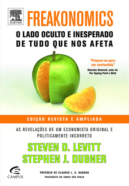 freakonomics book report I've read freakonomics twice written by steven levitt and stephen dubner, freakonomics is the study of economics based on the principle of incentives the book takes a novel approach to studying economics, sharing its most interesting research but every time i want a refresher on all things.