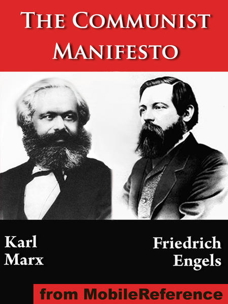 an analysis of the communist manifesto a book by karl marx and friedrich engels The working class analysis by friedrich engels — karl marx, the communist manifesto karl marx and friedrich engels monument in marx-engels-forum.