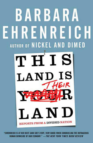 a review of nickel and dimed a book by barbara ehrenreich