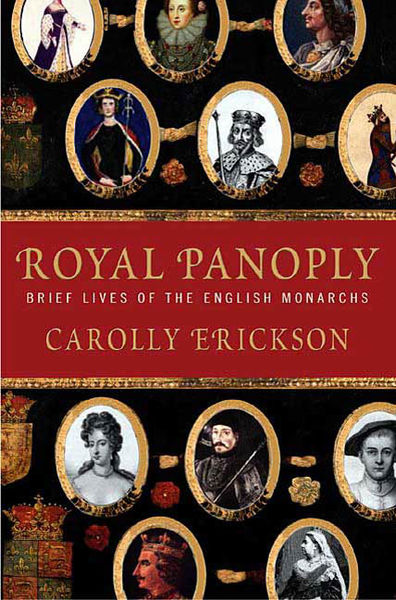 an analysis of her little majesty the life of queen victoria by carolly erickson