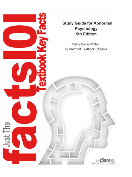 chapter 8 abnormal psychology corrections Recent homework help questions from university of texas - permian basin group behavior and interpersonal influence you notice that the price of blu-ray players falls and the quantity of blu-ray players sold increases you suspect that _____ blu-ray players shifts to the _____.