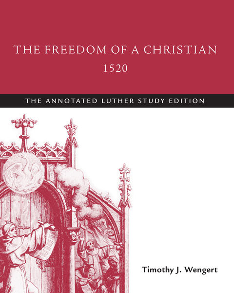 martin luther on christian freedon Martin luther, on christian liberty (also published as the freedom of a christian) lecture topics • christian views of sanctification.