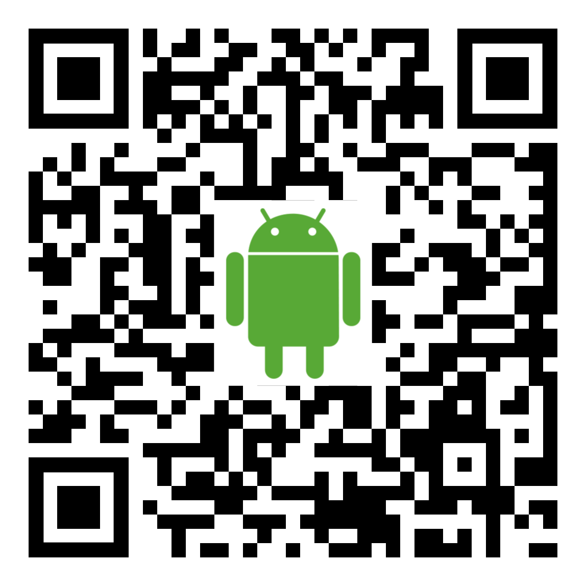 download app via qr code ios