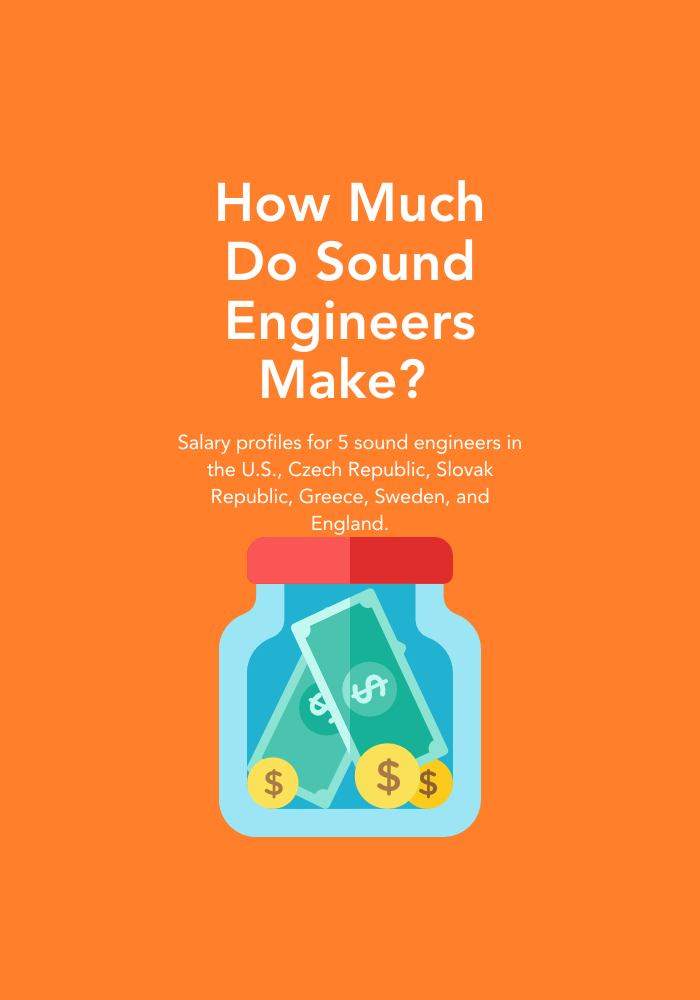 How Much Do Sound Engineers Make? | Sound Engineer Salary