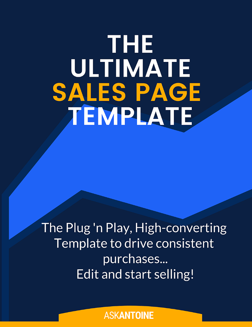 Ultimate Sales Page Template