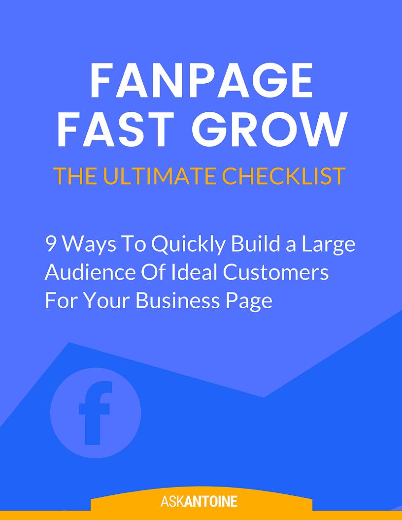 Fanpage Fast Grow